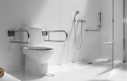 Baño por ducha en Donostia